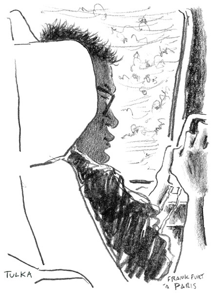 travel drawing 2 on the train from frankfurt to paris whe flickr