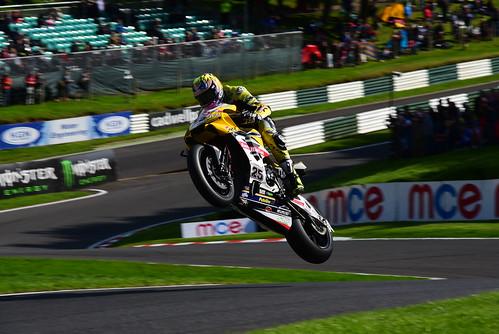 Josh Brookes, Yamaha YZF-R1, MCE Insurance British Superbike Championship, Cadwell Park 2017