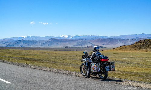 Mongolia Uglii to Khvod-5 | by Worldwide Ride.ca