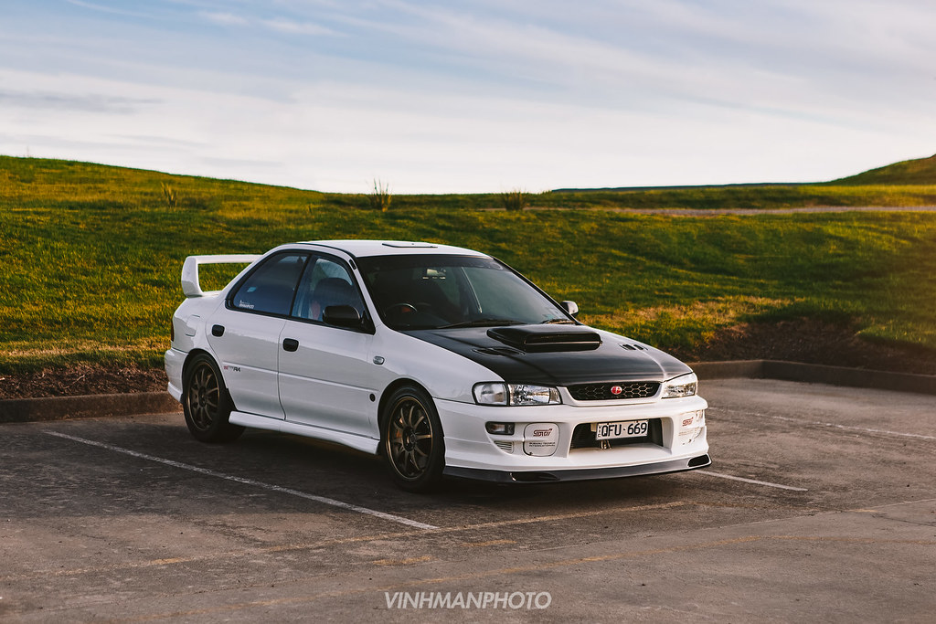 Subaru Wrx Sti Impreza 2017 >> Subaru WRX GC8 STi | White Subaru Impreza WRX STi Type RA GC… | Flickr