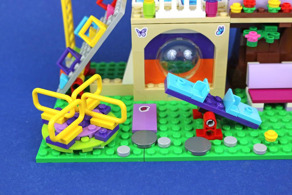 Review: 41325 Heartlake City Playground | Brickset: LEGO set guide ...