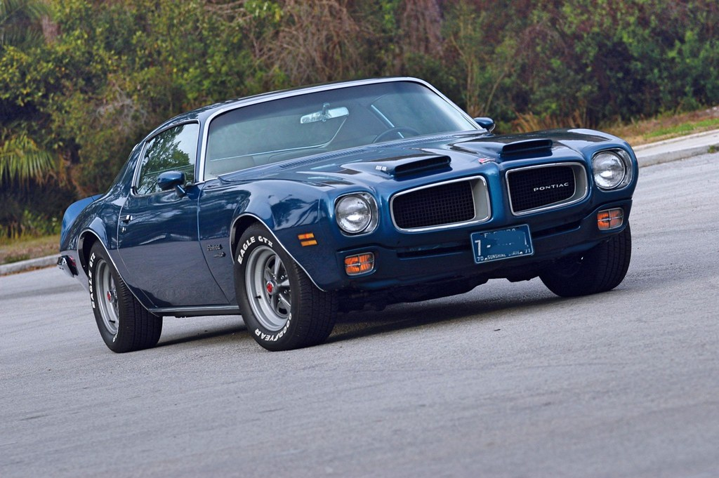 1970 Pontiac Firebird Formula 400 Eduardo Lopes Flickr