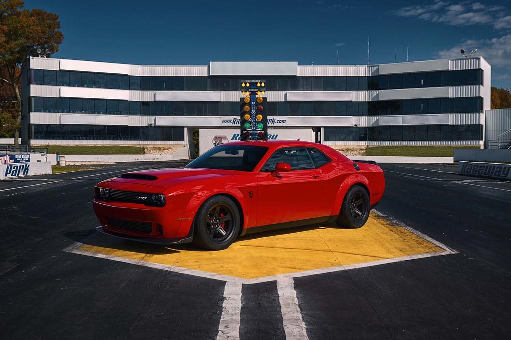 2018 Dodge Challenger Srt Demon 2018 Dodge Challenger Srt Flickr
