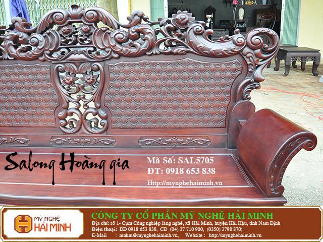 SAL5705f Salong Hoang gia  do go mynghehaiminh