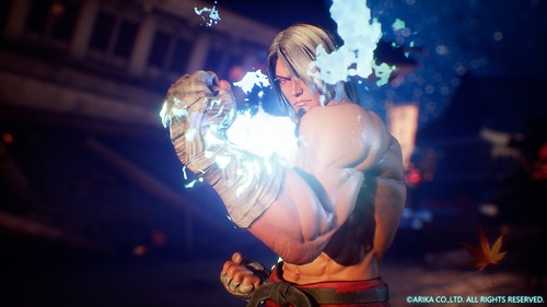 Fighting EX Layer | by PlayStation.Blog