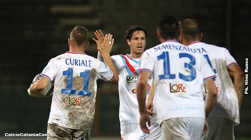 Reggina-Catania 2-1: una doppietta di Bianchimano condanna gli etnei $