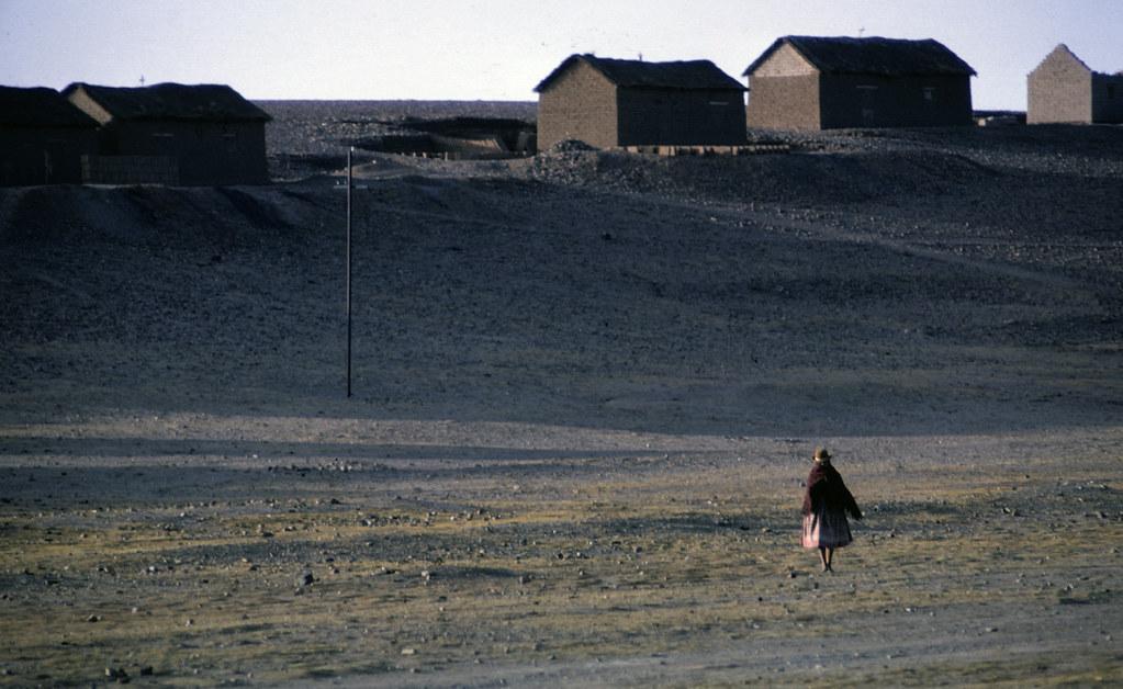 Highlands, Bolivia, 1964 | by Marcelo  Montecino