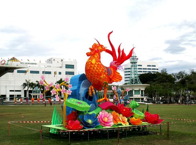 Sibu Lantern Festival 2017 4