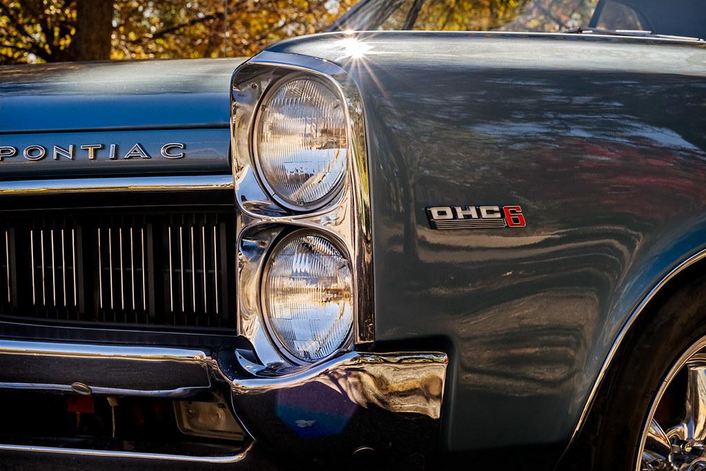 Pontiac Le Mans - 1967 Overhead Cam 6