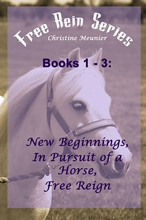 Free Rein Books 1-3 Bundled Together | Christine Meunier Author