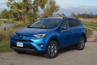 2017 Toyota Rav4  XLE Hybrid AWD-I | by Crown Star Images