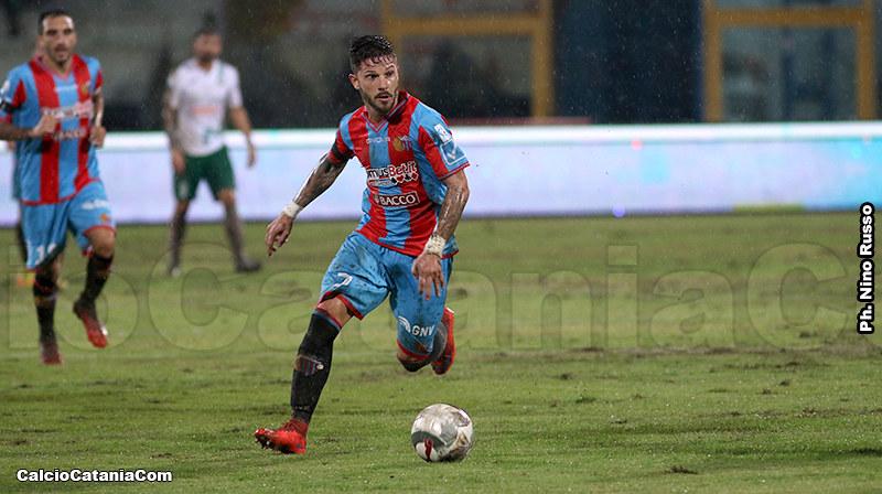 Andrea Russotto, numero 7 rossazzurro