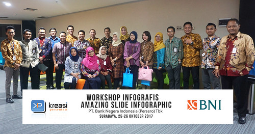 "Workshop Infografis ""Amazing Slide Infographic"" 