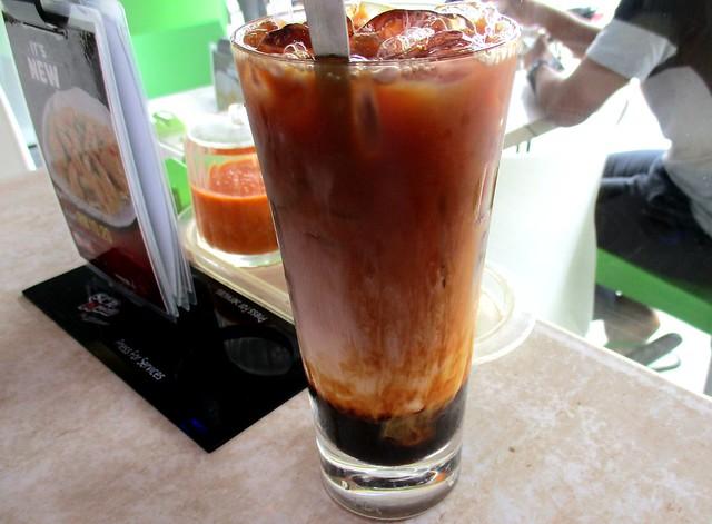 SCR Sg Merah 3-layer teh-c special