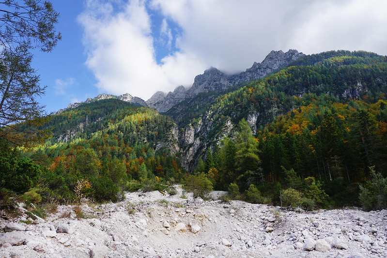 hiking Kranjska Gora