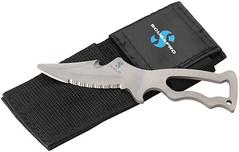 Scubapro X Cut Tech Titanium cuchillo de buceo