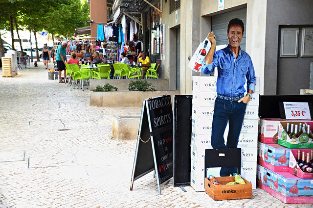 Sir Cliff Richard, Albufeira Old Town, Algarve