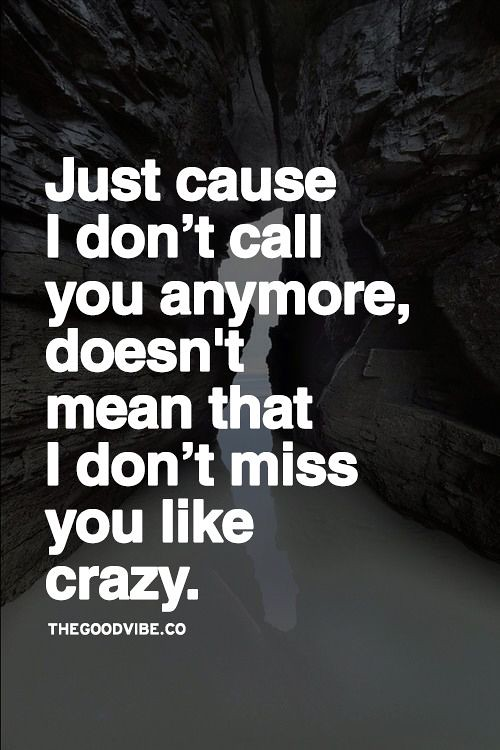 Sad Love Quotes I Miss You Like Crazy Love Flickr