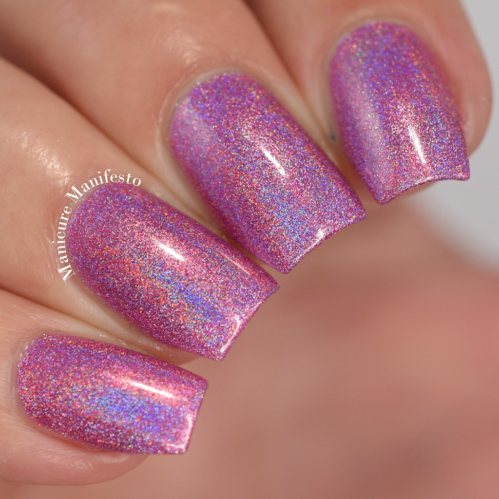 EDM A Veiled Promise swatch