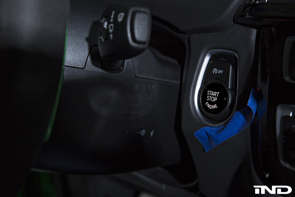 iND Red Start/Stop button DIY - BMW M3 and BMW M4 Forum