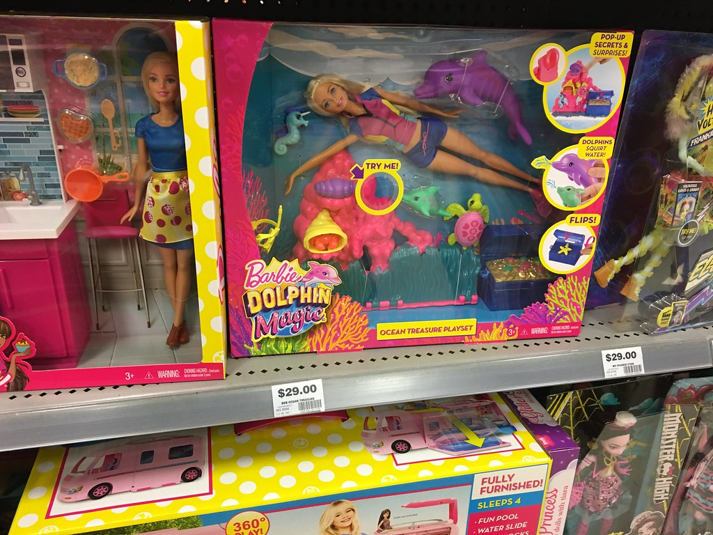 Heaps Of New Stuff At Kmart Adventures In Barbie Collecting