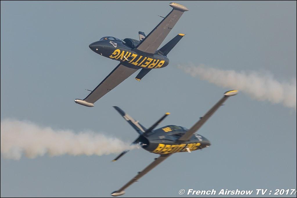 Patrouille Breitling Jet Team , Avignon Air Show 2017 , Aéroclub Vauclusien , avignonairshow2017 , Meeting Aerien 2017
