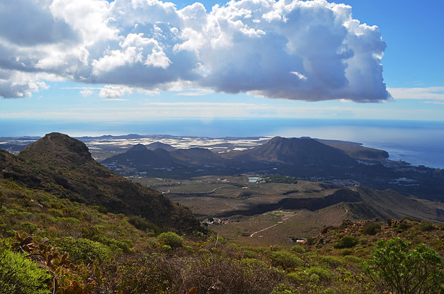 From Roque del Conde, Arona,Tenerife