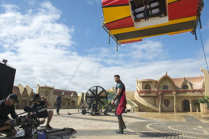 Thor Ragnarok Filming Locations