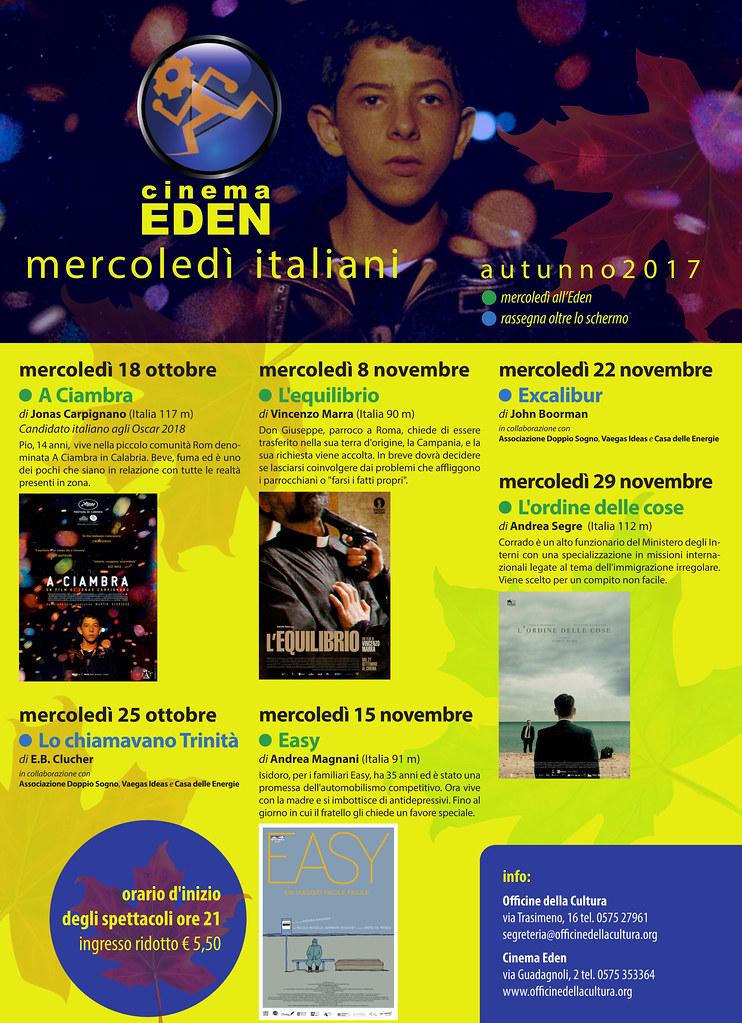 Mercoledì italiani