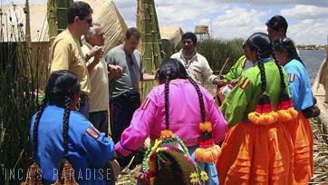 actividades al nivel titicaca