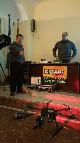 AionSur 37600586671_3ca3a95407_o_d La Junta resalta que el aumento del uso de drones en el campo lleva a una agricultura más precisa, segura y competitiva Agricultura