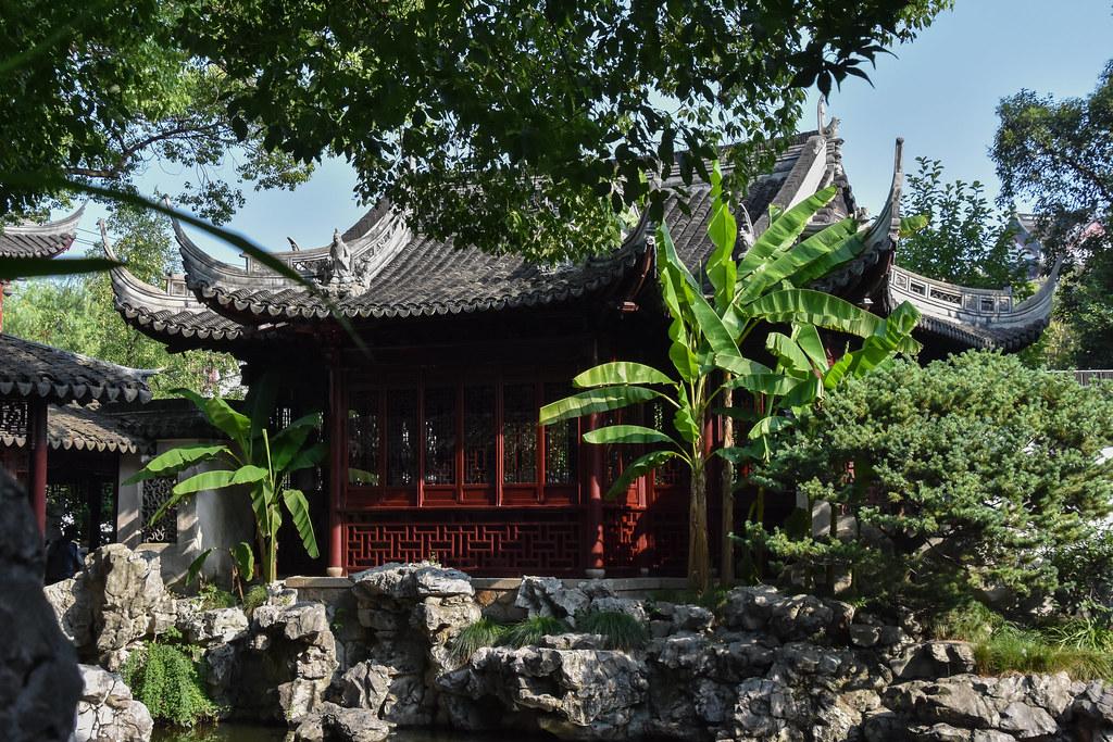 Yu Garden - Shanghai | Xavier Lubeigt | Flickr