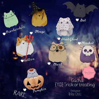 {YD}Trick or treating | by *Your Dreams*