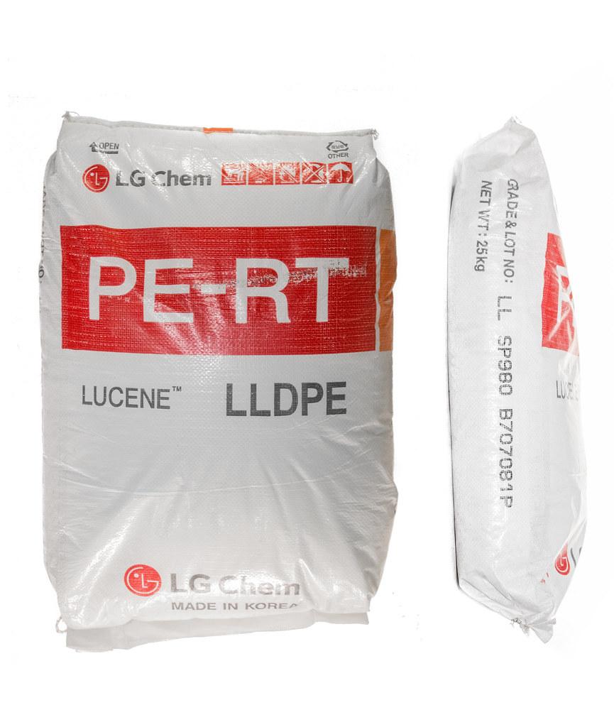 Термостойкий полиэтилен mLLDPE PERT SP980