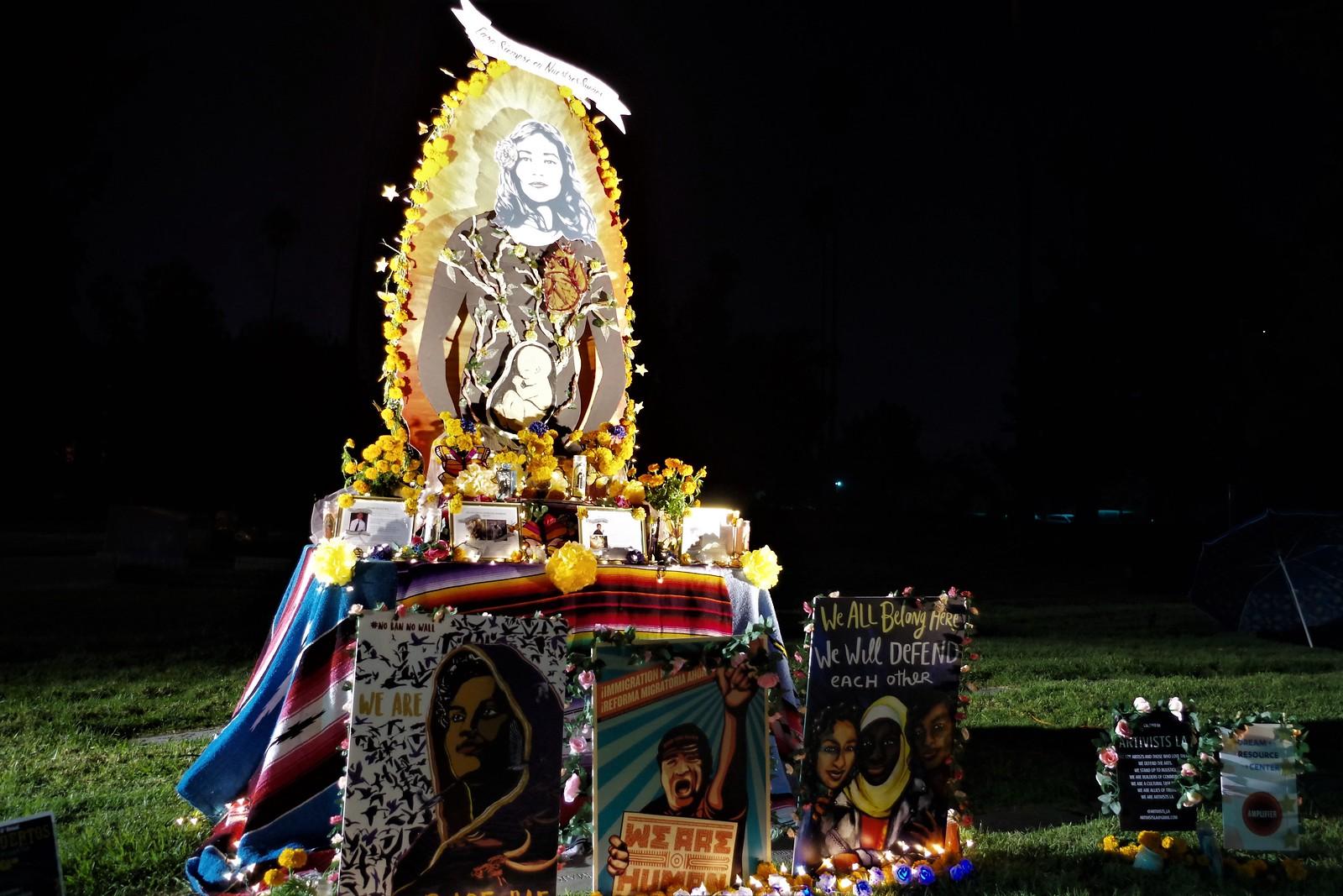 Political Altar - Dia De Los Muertos | by Joey Z1