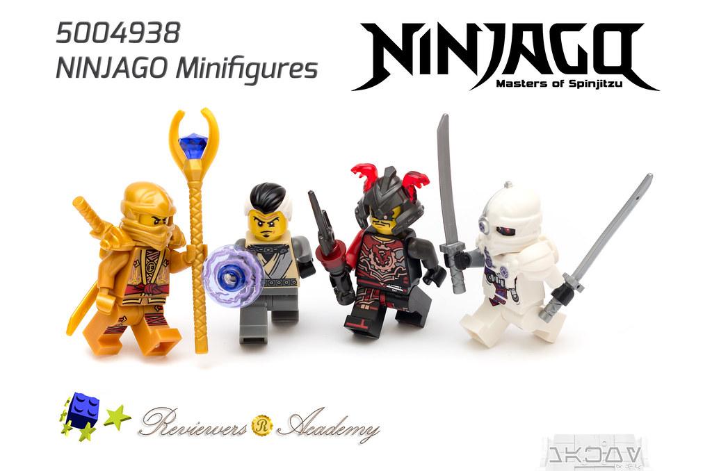 REVIEW] 5004938 - NINJAGO Minifigures (Bricktober 2017) - LEGO ...