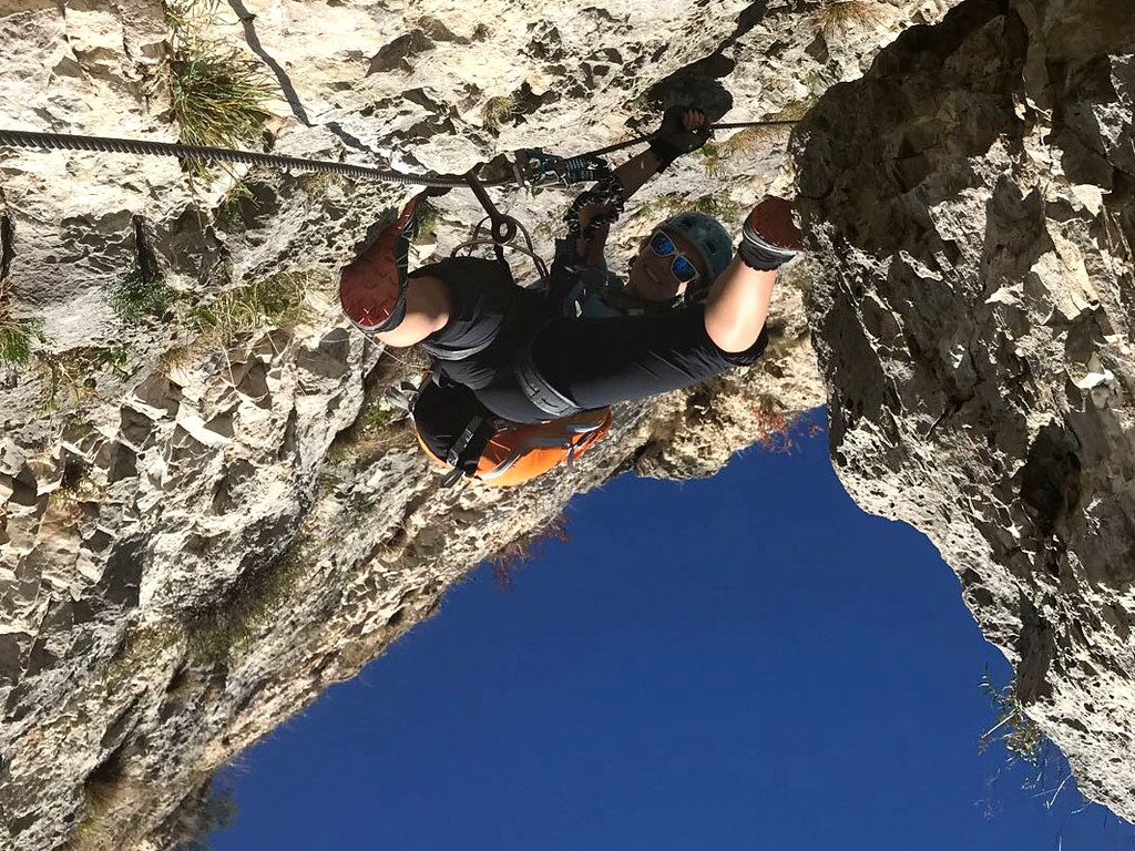 Pittentaler Klettersteig : Pittentaler klettersteig petra b. fritz flickr