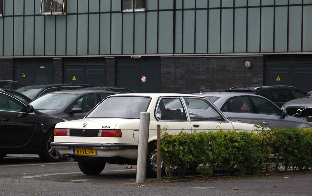 1978 BMW 316 (E21) | Place: \'s-Hertogenbosch Origineel Neder ...