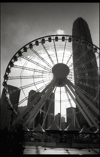 Life is like a ferris wheel. | by Chan, Danny