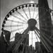 Life is like a ferris wheel.