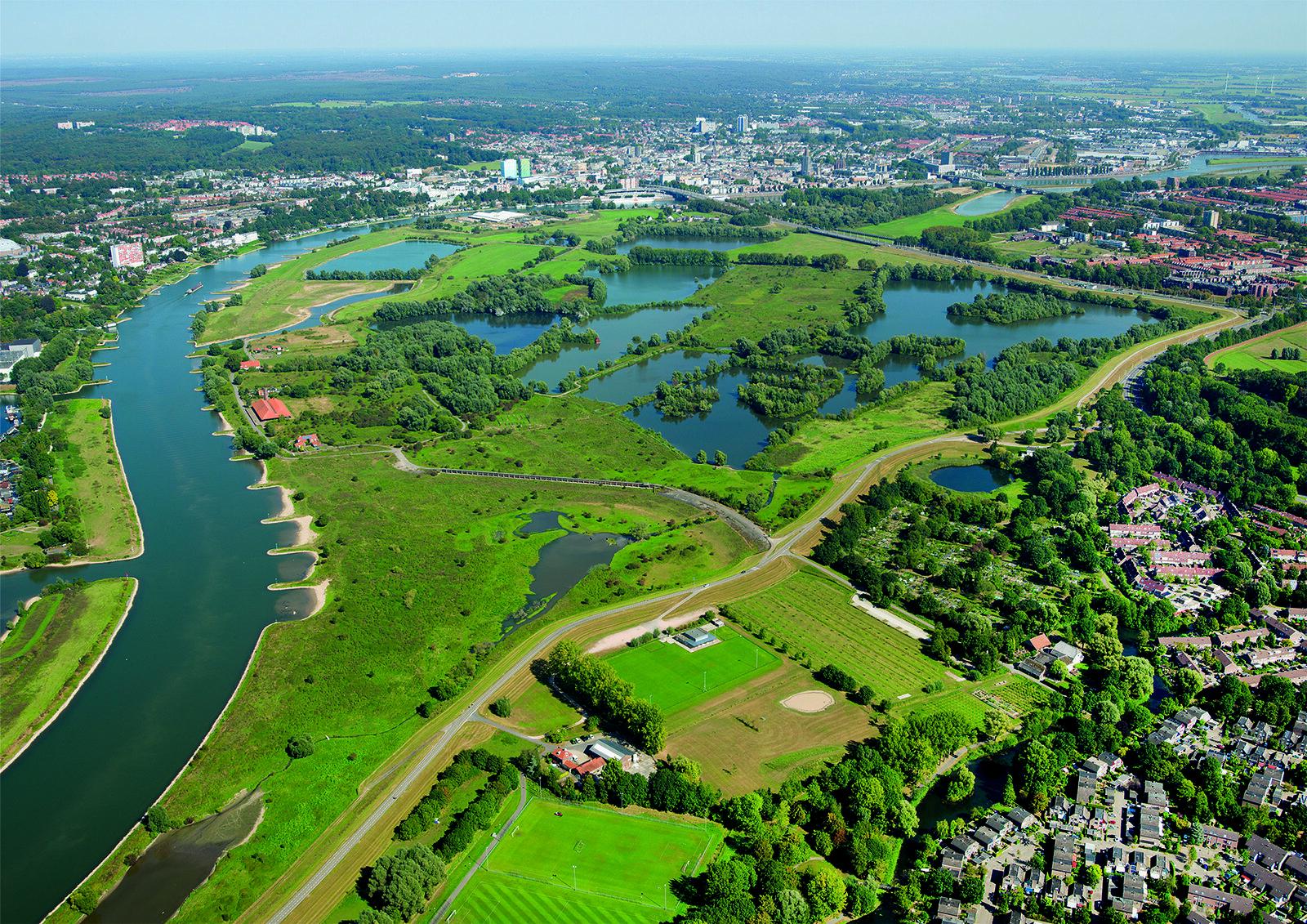 Stadsblokken-Meinerswijk foto