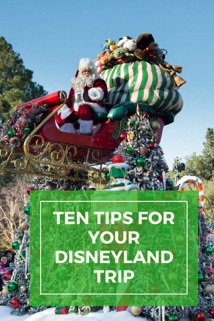 Are you planning a Disneyland trip?  From food to timelines to age of kids, here are some tips for you.