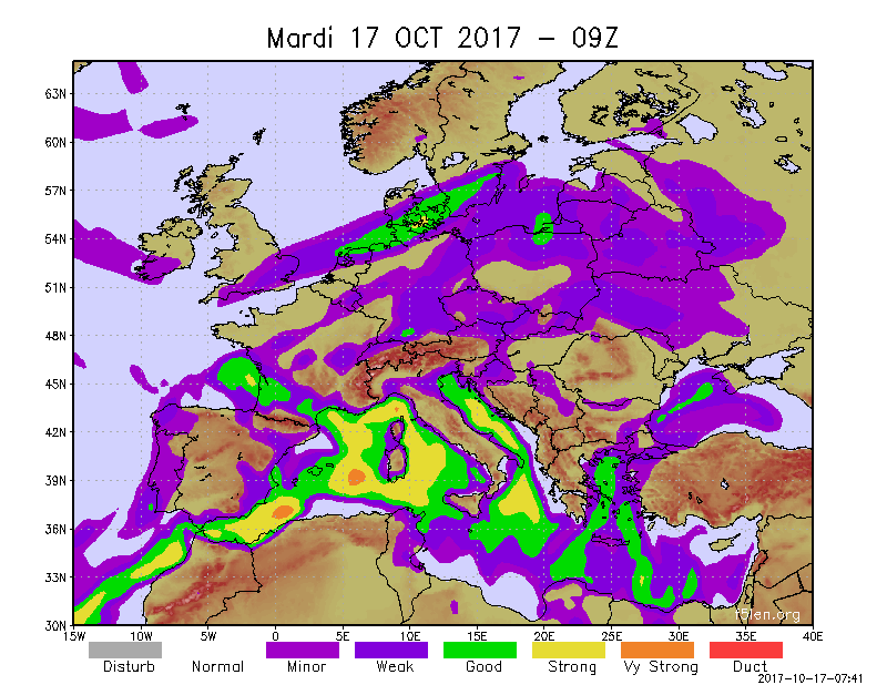 0900 UTC