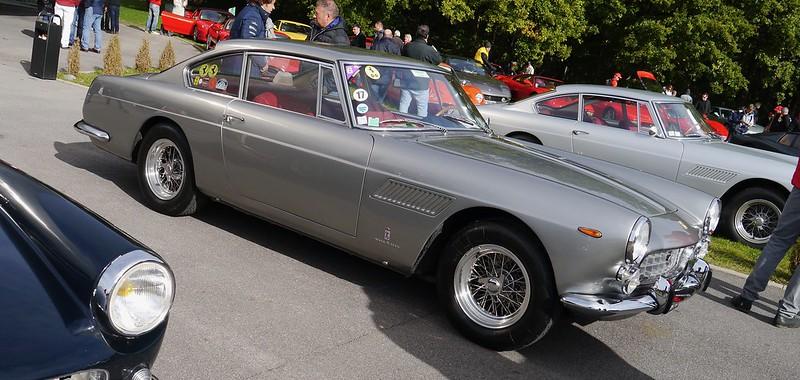 Ferrari 250 GTE PininFarina 1962 - Linas Montlhéry Octobre 2017 37316472610_20b5be22b6_c
