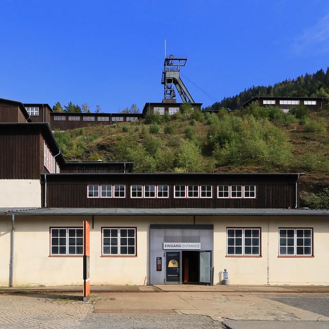 Rammelsberg ore mines, Goslar