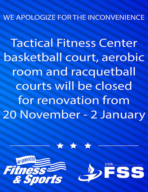 11th force support squadron joint base andrews maryland for Average cost racquetball court