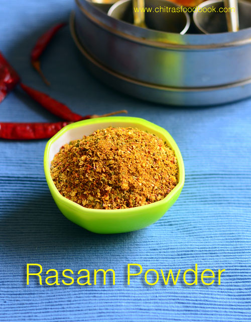 Rasam powder Tamilnadu