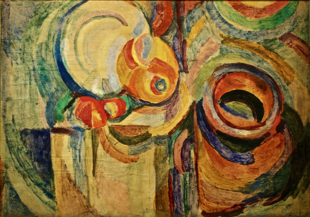 Sonia Delaunay Paintings Images