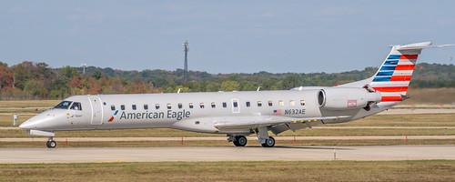 American Erj 145 Grr N632ae American Airlines Embraer