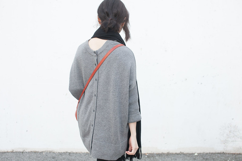 vetta oversized sweater